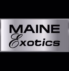 Media Tweets by MAINE Exotics (@MaineExotics) on Twitter #Logo #Supercars #SupercarHire #ChauffeurDriven #Luxury #LuxuryLifeStyle #RangeRover #Jaguar