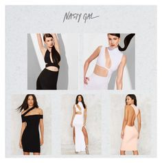 """""""Body Talk"""" by nastygal ❤ liked on Polyvore"""