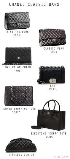 Chanel classic bags Más Visit our shop if it is not necessarily Chanel . - Chanel classic bags Más Visit our shop if it doesn& have to be Chanel …. Luxury Bags, Luxury Handbags, Designer Handbags, Designer Bags, Designer Clothing, My Bags, Purses And Bags, Chanel Bag Classic, Chanel Bag Black
