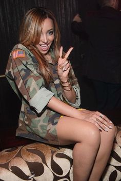 R&B Songstress Tinashe Spends Her Day at TAO in Las Vegas on Aug 14, 2014. Check out other celebs spotted at Tao Nightclub! http://celebhotspots.com/hotspot/?hotspotid=5048&next=1