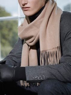 Outdoor accessories for autumn and winter