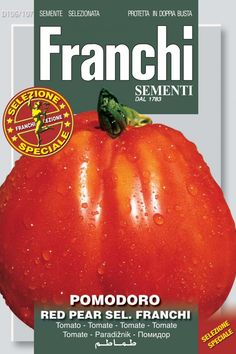 Seeds from Italy - Tomato Red Pear (106-107), $4.15 (http://www.growitalian.com/products/Tomato2C-Red-Pear.html?page_context=category