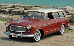 1960 Rambler American stationwagon