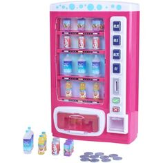 My Life As Doll Vending Machine Set, for 18 inch Dolls Game Mobile, Videos Fun, Accessoires Barbie, Slot Car Tracks, Slot Cars, Slot Machine Cake, Michael Keaton, Machine Video, Picture Cards