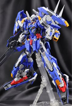 MG 1/100 Avalanche Exia Remodeled by ACE Hobby Studio.