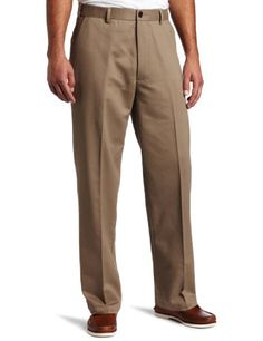 Dockers Men`s Comfort Waist Khaki D3 Classic Fit Flat Front Pant - List price: $52.00 Price: $34.99 + Free Shipping