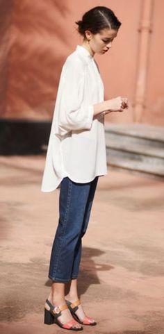 デキる女風♡チュニックのおしゃれ着こなし方☆コーデ・スタイル・ファッションの参考に♡