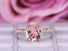 Check this black pearl engagement ring set. This is a yellow gold ring set that will age magnificently and make your happily ever after all the more spectacul Wedding Rings Rose Gold, Wedding Rings Vintage, Rose Gold Engagement Ring, Engagement Ring Settings, Oval Engagement, Engagement Ideas, Gold Wedding, Rose Gold Bands, Trendy Wedding