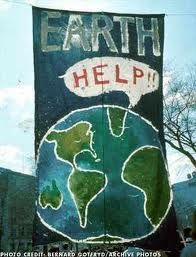 "First ""Earth Day"" 1970"