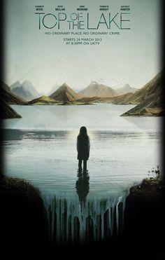 Top of The Lake, Jane Campion (2013) - Pour les paysages, l'intrigue et la complexité des personnages