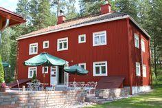 Inkeritalo kesäkahvila - Visit Savonlinna