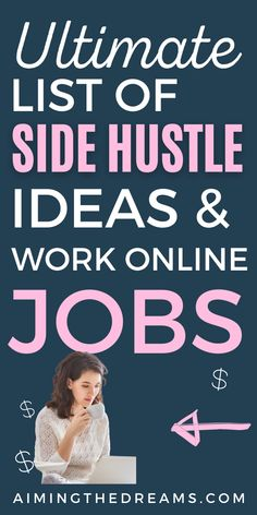 Work From Home Companies, Work From Home Jobs, Earn Money From Home, How To Make Money, Work Online Jobs, Work Opportunities, Show Me The Money, Starting A Business, Extra Money