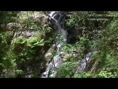 塩原温泉兄弟の滝 Shiobara Onsen Waterfall of brothers