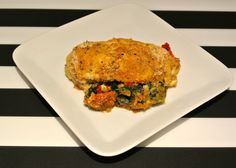 Spinach And Sun-Dried Tomato Stuffed Chicken   Favorite Chicken Dish   Spinach   Sun-Dried Tomatoes   Feta Cheese   Healthy   Chicken Recipe   Protein   Best Recipe   Fit Recipes   Healthy Recipes   Healthy Food   Fit Food   Eat Clean   Clean Eating   Flavorful   Delicious Recipe   Meat   The House Candy   House Candy
