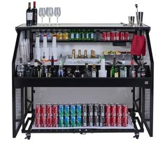 Increase Revenue with our Professional Portable Bar.