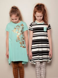 Mainio is fun, comfortable and quirky children's clothing label from Finland. www.mainioclothing.com Clothing Labels, Outlet, Shirt Dress, T Shirt, Girls Dresses, Spring Summer, Finland, Clothes, Fun