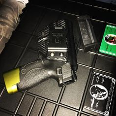 Concealed Carry Holsters, Kydex Holster, S&w Shield, Smith Wesson, Pistols, Hand Guns, Profile, Stuffing, Weapons
