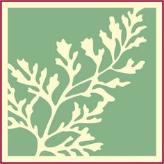 Our Fern 3 Stencil is the inverted image of Fern 2. It will stencil nicely on a pillow or tile where the negative design can often be more dramatic than the positive. -Kathy ofThe Artful Stencil. We wish you great success with your ideas and projects! | eBay!