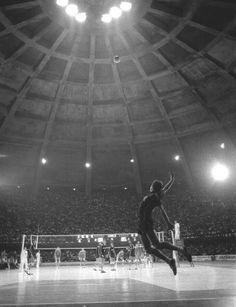 Saque Jornada nas Estrelas - Bernard Rajzman no Maracãnazinho