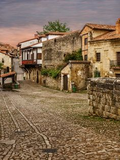 Santillana del Mar,  Cantabria (España)