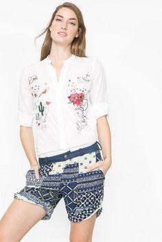 Shirts & Blouses Desigual Shirt Hola