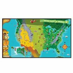 Leapfrog interactive world map kids christmas ideas pinterest leapfrog interactive world map kids christmas ideas pinterest interactive world map world and world maps gumiabroncs Gallery