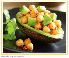 If you are looking for a recipe that is fresh and full of flavor, you'll love this Avocado And Chickpea Salad Recipe – perfect for a quick & healthy lunch.