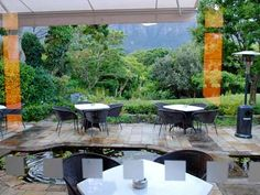 Myoga - Vineyard Hotel Restaurant, Newlands, Cape Town