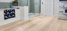 Texas White Ash is a light tone board, ideal for elegant interiors. Korlok installation is quick, meaning less disruption to your family life. Basement Makeover, The Selection, Ash, Tile Floor, Flooring, Living Room, Interior, Texas, House