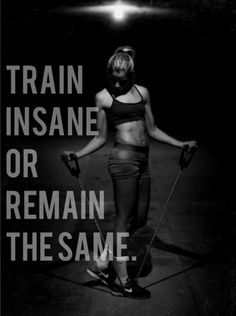 Many people set health and fitness goals as each new year starts and 2013 is no different, in fact, with obesity rates on the rise I bet more people than ever are determined to get in shape and eat…MoreMore #PersonalTrainerQuotes