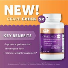 ONLY $25.95 - Crave Check SR is an innovative sustained-release tablet that combines non-thermogenic ingredients to promote weight management.* This new product also supports appetite control by helping to maintain healthy blood glucose levels already within the normal range.  The best part is… it's ONLY $25.95 and you can even get a 20-40% DISCOUNT!  https://sparkinginterests.wordpress.com/2015/05/01/crave-check-yo-self/