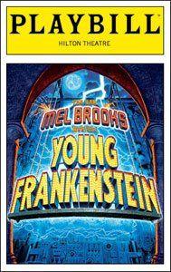 Young Frankenstein - B'way