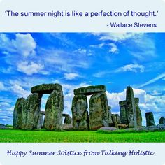 Happy #SummerSolstice everyone! We hope you have a wonderful Summer! #solstice #summer