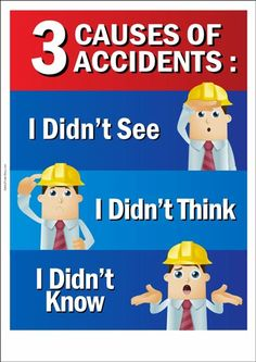 3 Causes of Accidents                                                       …