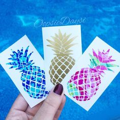 Cool Cars accessories 2017: Pineapple Decal Sticker Car Decal Preppy Summer Beach Tropical Island Lilly Pulitzer Print Custom Yeti Water Bottle Laptop Phone Case Decor  I Want It❤️ Check more at http://autoboard.pro/2017/2017/05/14/cars-accessories-2017-pineapple-decal-sticker-car-decal-preppy-summer-beach-tropical-island-lilly-pulitzer-print-custom-yeti-water-bottle-laptop-phone-case-decor-i-want-it%e2%9d%a4%ef%b8%8f/