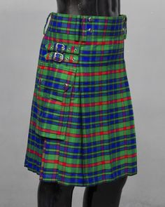 The Tartan Utility Kilt is made to measure, so it will fit you perfectly. The kilt is knife pleated, giving it a stylish, modern look. It is ideal for casual occasions or even for Scottish sporting events. kilts for sale, kilts for men Cheap Kilts, Sport Kilt, Kilt Shop, Kilt Hire, Kilts For Sale, Utility Kilt, Tartan Kilt, Scottish Kilts, Men In Kilts
