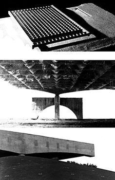 Brazilian Pavilion, Paulo Mendes da Rocha