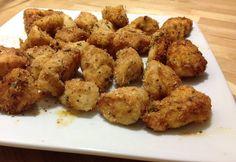 Coconut Chicken Bites (gluten-free/Paleo/Primal) #justeatrealfood #fitwomenforlife