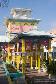 Port Lucaya Marketplace, Grand Bahama Island