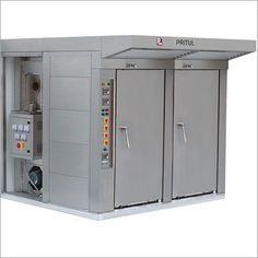 PRITUL MACHINES is manufacturer,supplier and exporter of double trolley proofer,bakery equipment,commercial double proofer based in Uttar Pradesh, India Deck Oven, Bread Oven, Oven Racks, Making Machine, How To Make Bread, Locker Storage, Cabinet, Pie, Cookies