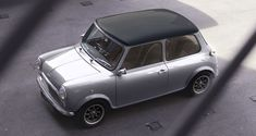 This Restomod Mini Mixes Classic British Cool With Bespoke Modern Construction. Calling Michael Caine.