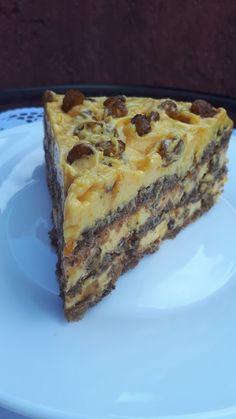 A sada Olja kuva: Ruska torta ili omaž jednoj rođendanskoj Torte Recepti, Kolaci I Torte, Wine Recipes, Baking Recipes, Dessert Cake Recipes, Desserts, Torta Recipe, Torte Cake, Gluten Free Cakes