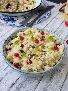 Mai, Delicious Food, Quinoa, Food And Drink, Recipes, Diet, Salads, Yummy Food