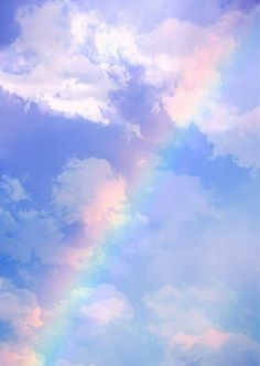 Happy Monday Rainbow Sky (free texture) Creative Commons by © 2006-2013 Pink Sherbet Photography, via Flickr