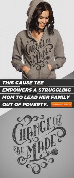 This is my favorite zip-up! Makes me wish I would have bought two :-) www.sevenly.org