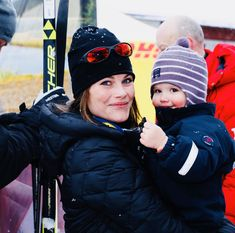 Princess Sofia participating in the Tjejvasan ski race   February 24, 2018