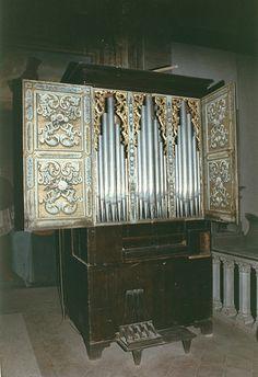 Firenze, Ognissanti, organ #TuscanyAgriturismoGiratola