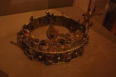 15th century crown 1400-luku, Historialliset Romaanit, Kruunut, Keskiaika, Antiikki, Hauska, Korut