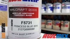There are reasons why #Awlgrip still WORLD NO 1 YACHT PAINT for long long…