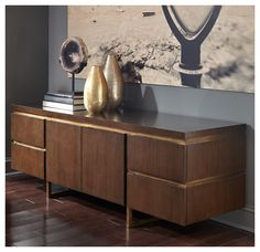 BASSEY MEDIA CONSOLE<BR>[available online and in stores]